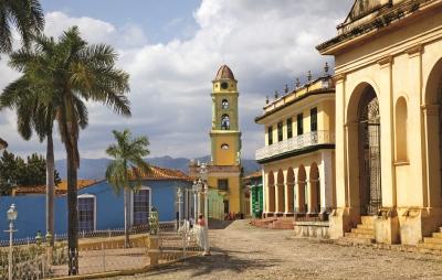 Viajes a Trinidad